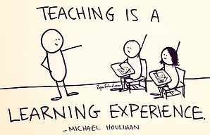 Teaching is learning experience